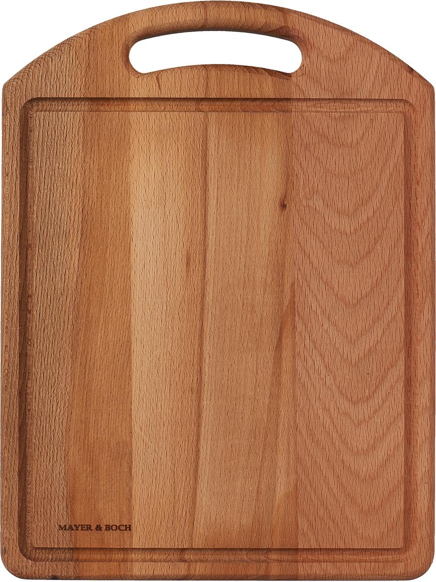 Разделочная доска Mayer & Boch, 40029, коричневый, 40 х 24 см