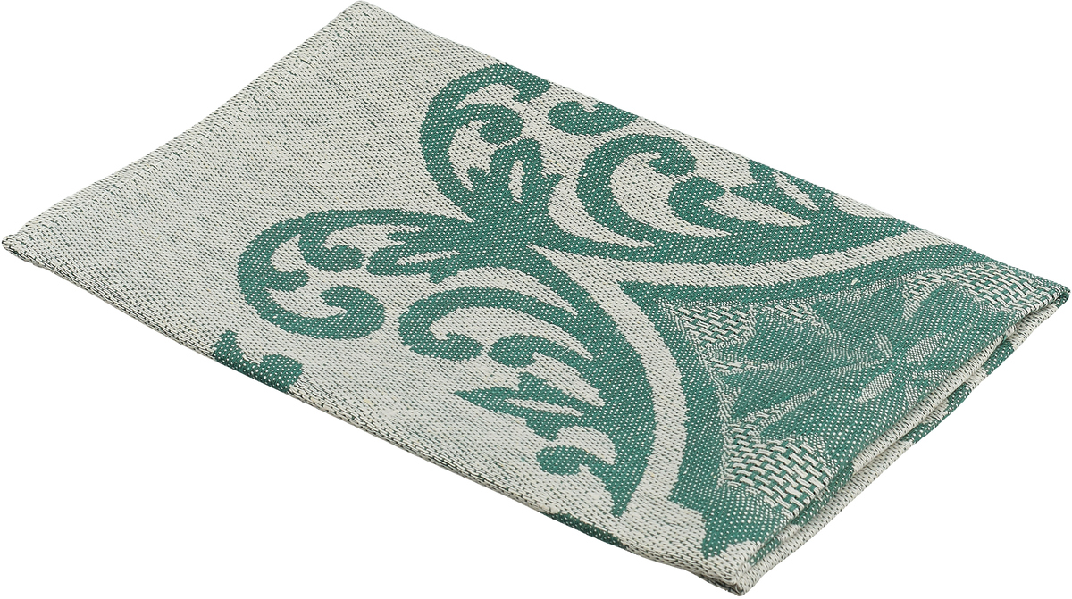 Салфетка сервировочная Гаврилов-Ямский Лен, 1со2074-2, зеленый, 45 x 45 см capri одежда из льна