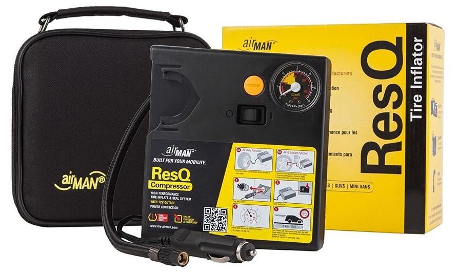 Автомобильный компрессор Air Man Res Q