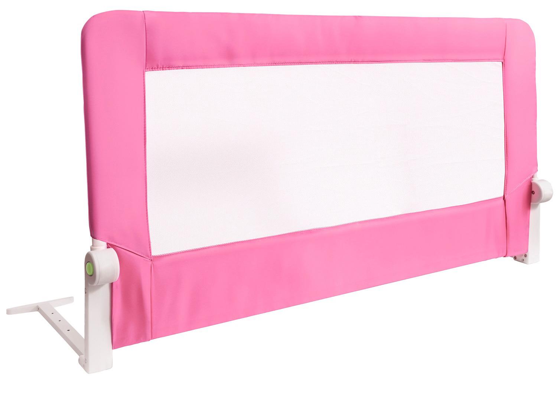 Бортик для кроватки Tatkraft GUARD, 20689, розовый
