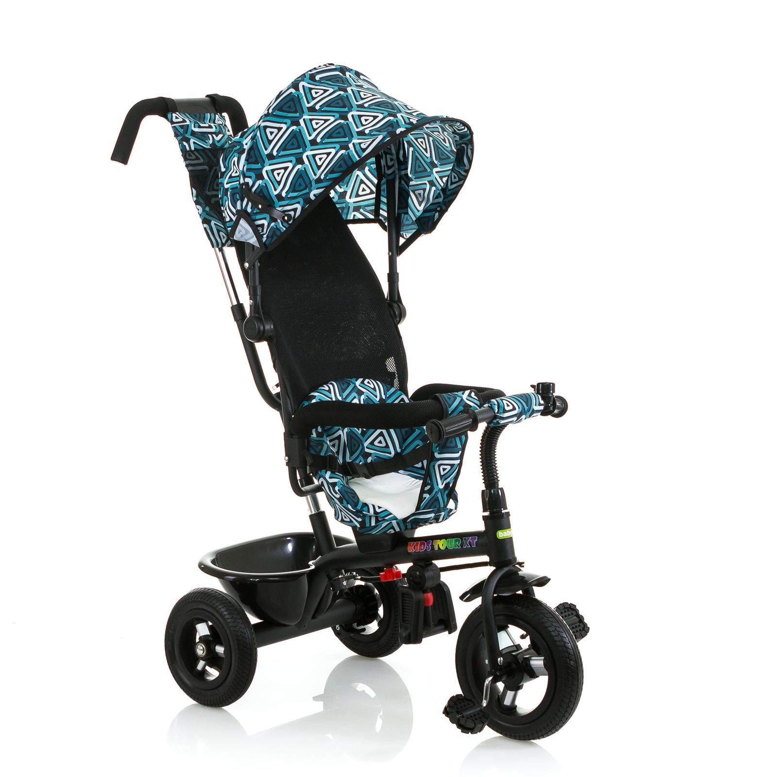 Велосипед BabyHit Kids Tour XT, синий цена