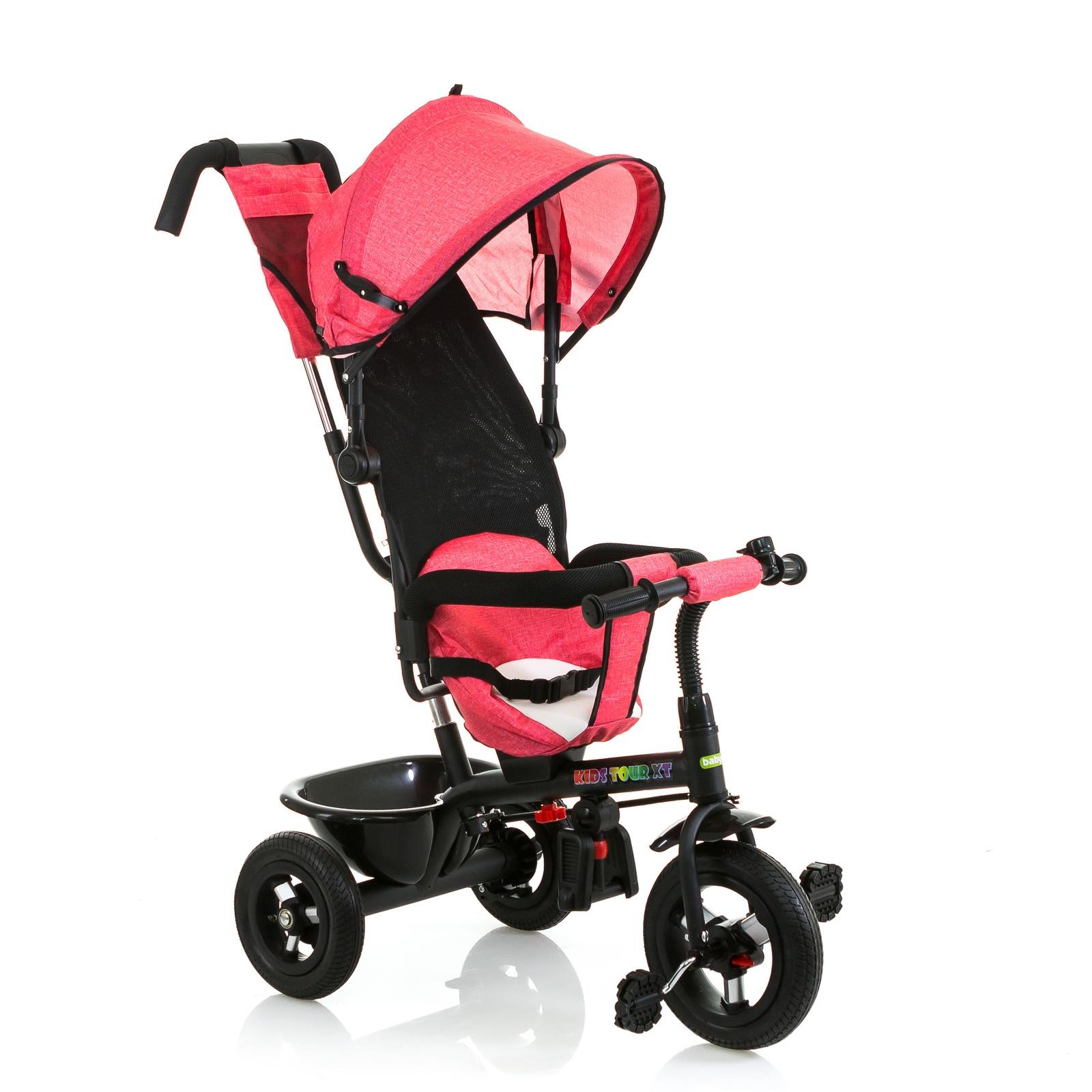 Велосипед BabyHit Kids Tour XT, красный цена