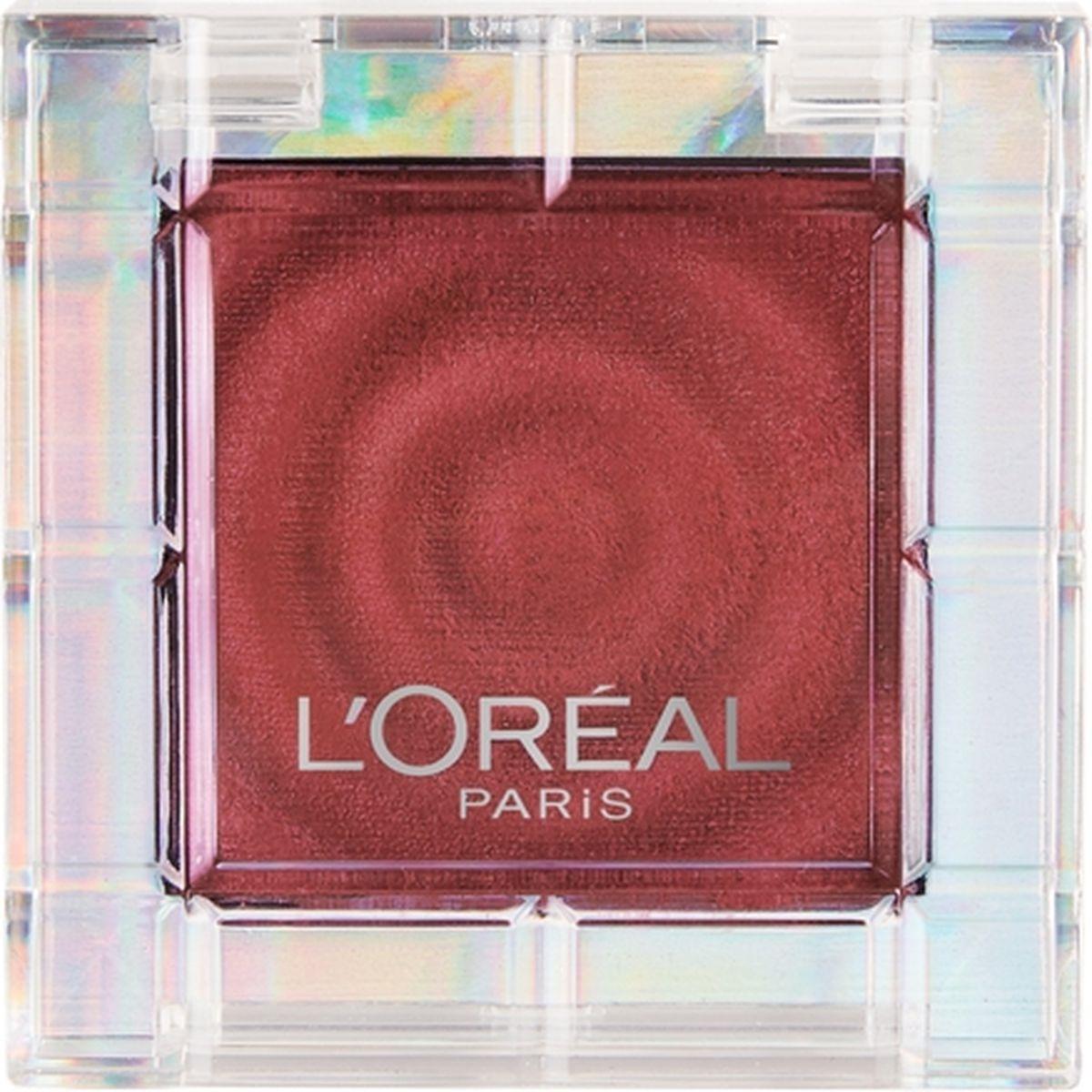 Тени для век L`Oreal Paris Color Queen, на масляной основе, тон 06, Свирепый, 4 г