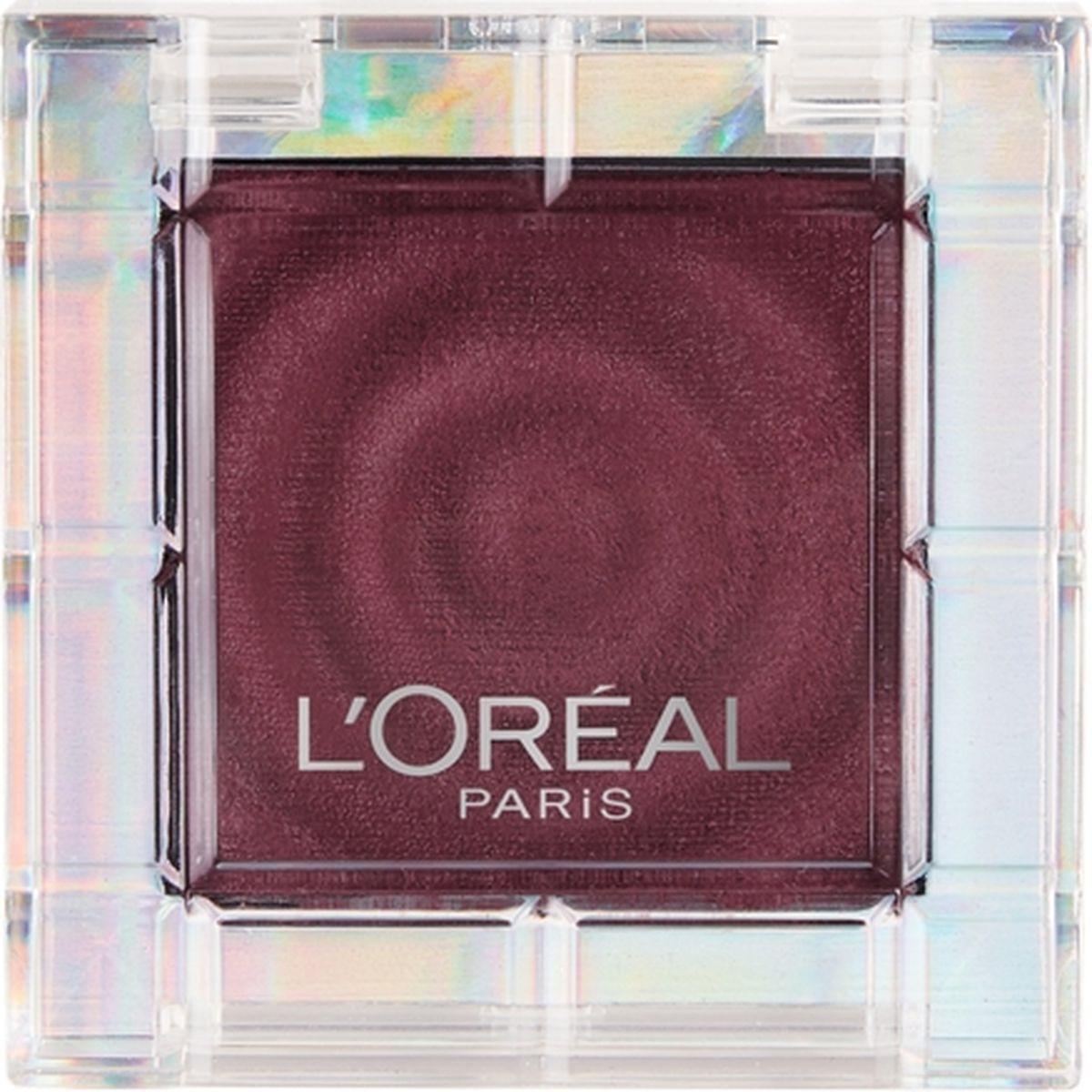 Тени для век L`Oreal Paris Color Queen, на масляной основе, тон 09, Интригующий, 4 г