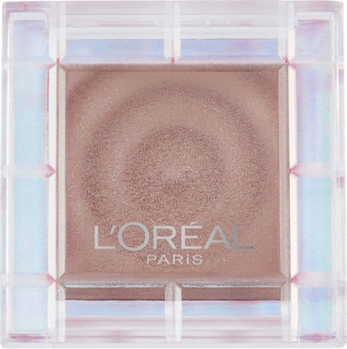 Тени для век L`Oreal Paris Color Queen, на масляной основе, тон 03, Могущественный, 4 г