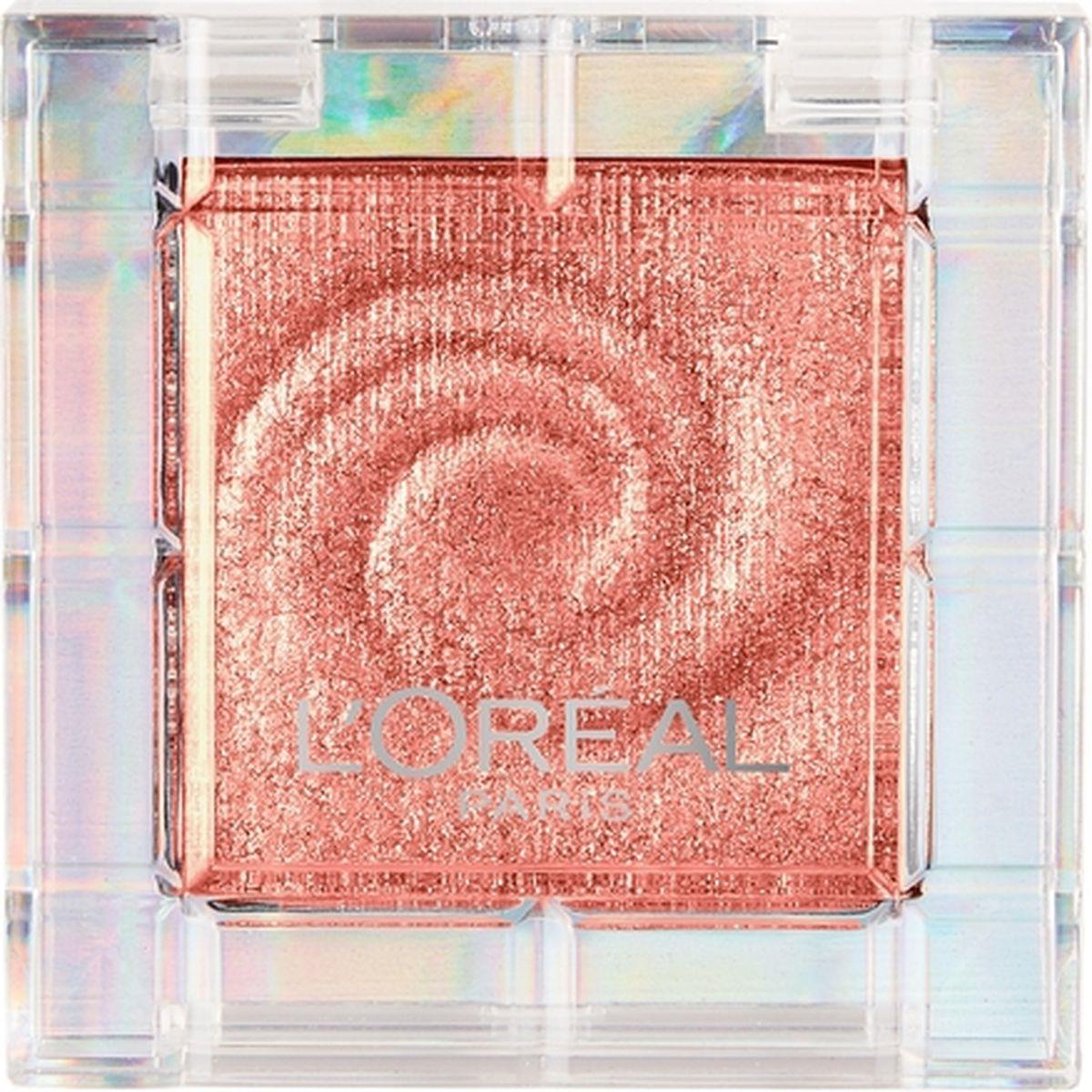 Тени для век L`Oreal Paris Color Queen, на масляной основе, тон 37, Необычайный, 4 г