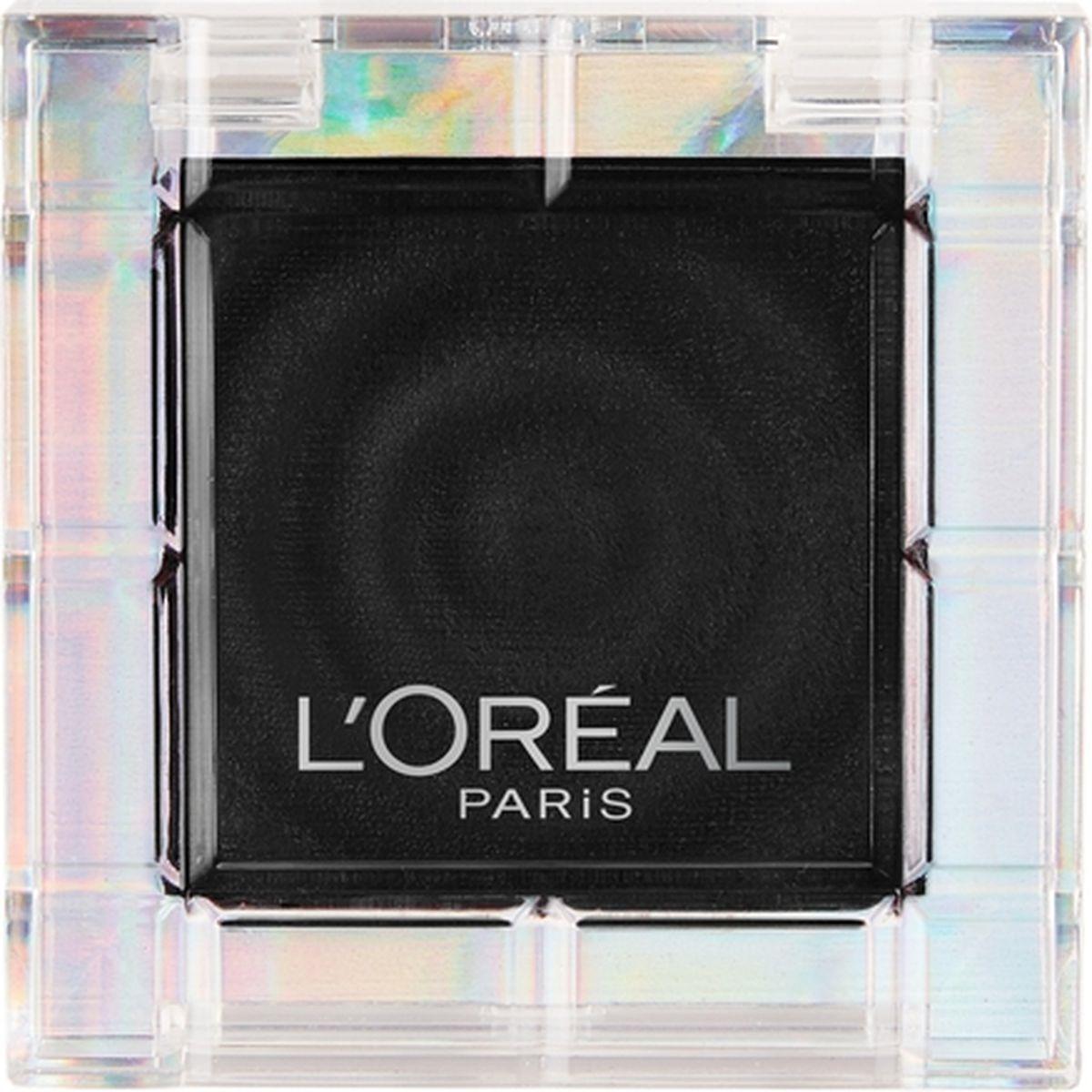 Тени для век L`Oreal Paris Color Queen, на масляной основе, тон 16, Решительный, 4 г