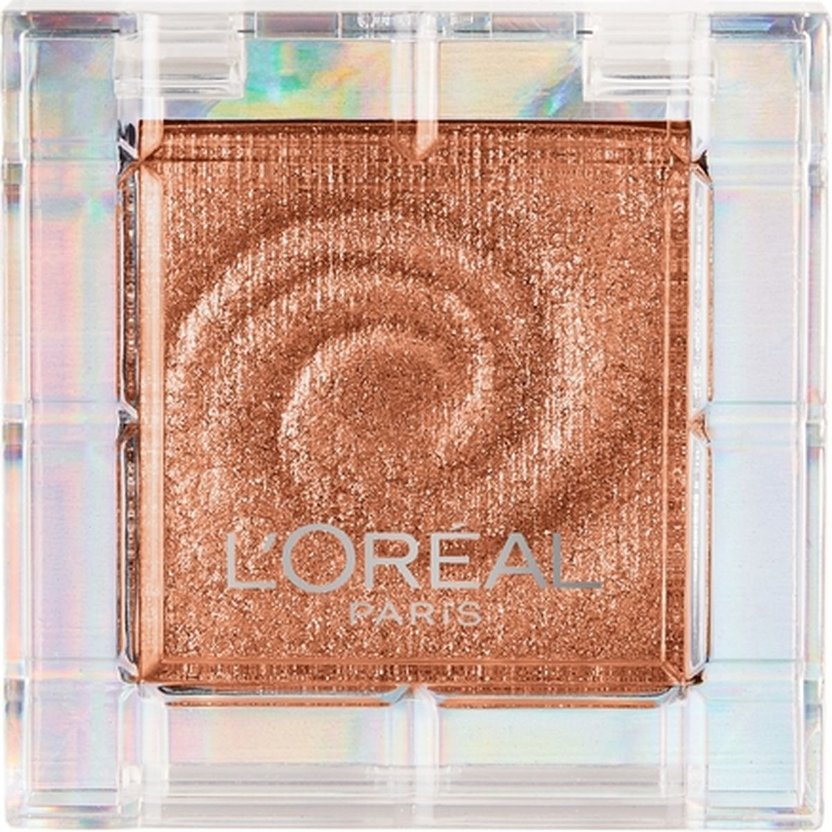 Тени для век L`Oreal Paris Color Queen, на масляной основе, тон 38, Отважный, 4 г
