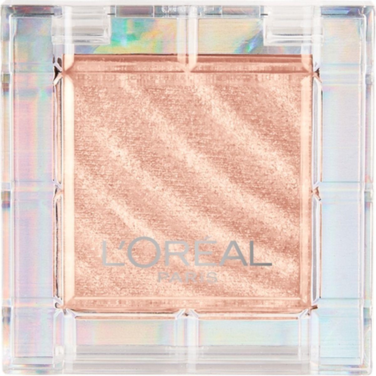 Тени для век L`Oreal Paris Color Queen, на масляной основе, тон 17, Неуловимый, 4 г