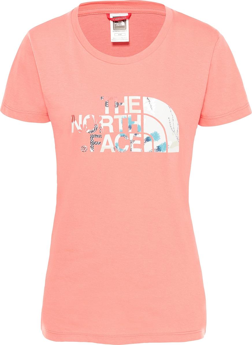 Футболка The North Face S/S Easy Tee футболка the north face