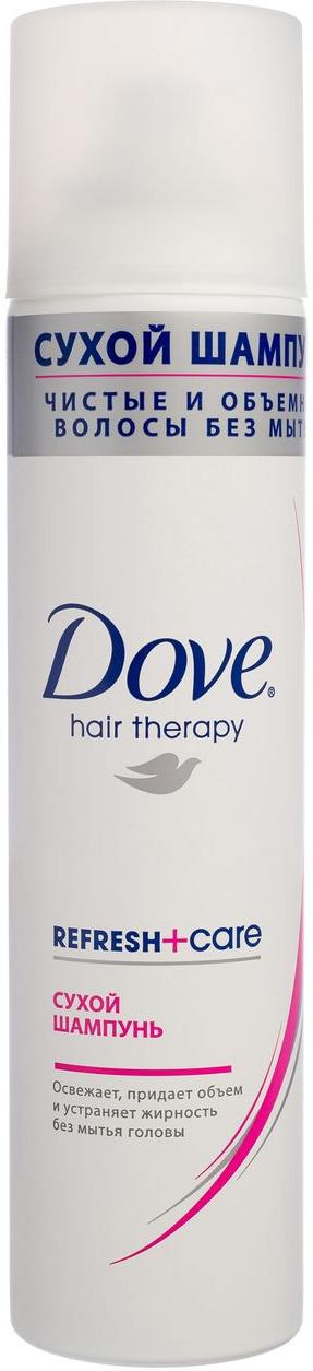 Dove Hair Therapy сухой шампунь Refresh Care, 250 мл шампунь сухой hair therapy refresh care dove 200 мл