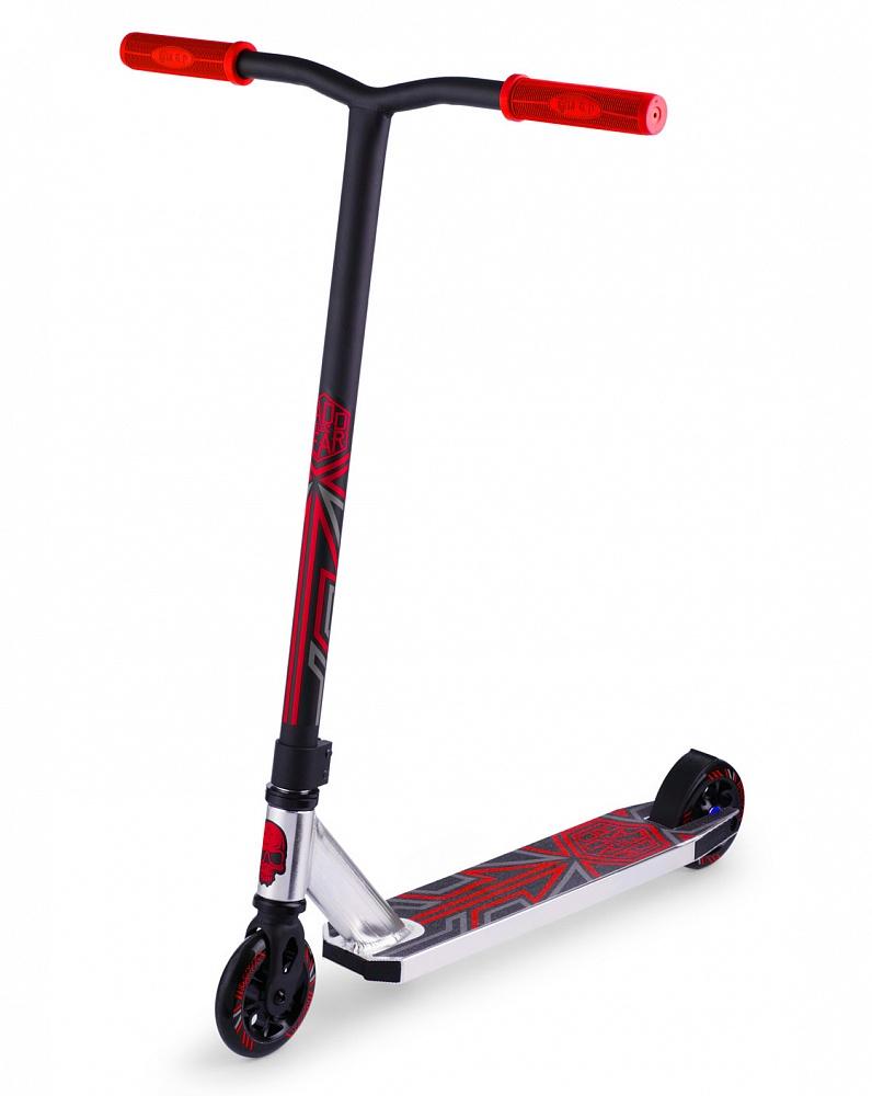 трехколесные самокаты Самокат Madd Gear Whip Extreme, красный