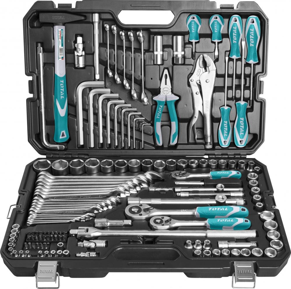 Набор инструментов TOTAL Набор инструментов