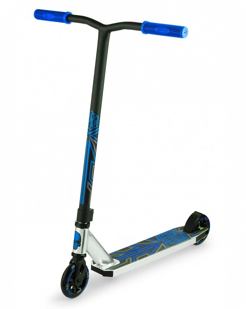 Самокат Madd Gear Whip Extreme, синий самокаты для 2 лет