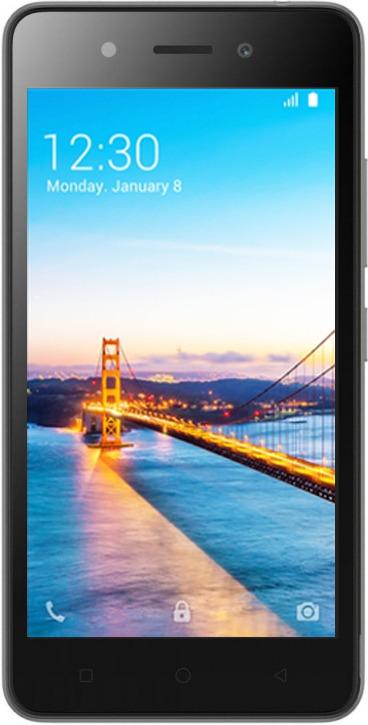 смартфон itel a16 plus 8gb, серый