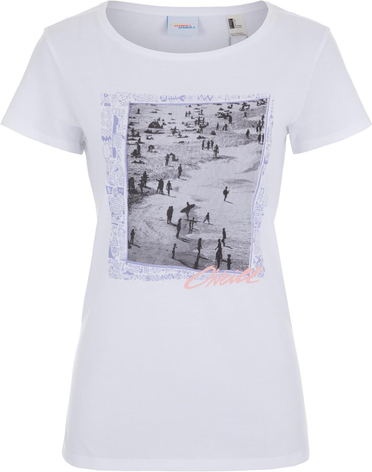 Фото - Футболка O'Neill Lw Tora In New York T-Shirt слипоны d t new york d t new york dt002awtuh27