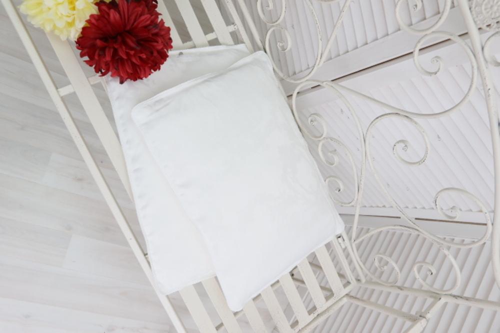 Детская подушка HUAYISI маленькая, белый