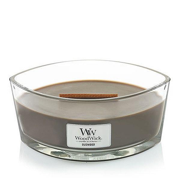 Свеча ароматизированная WoodWick 76247 ароматическая свеча woodwick закат на пляже чаша