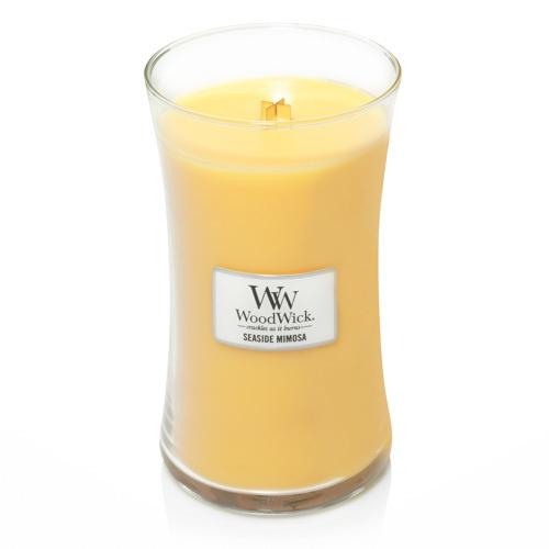 Свеча ароматизированная WoodWick 93085 ароматическая свеча woodwick закат на пляже чаша