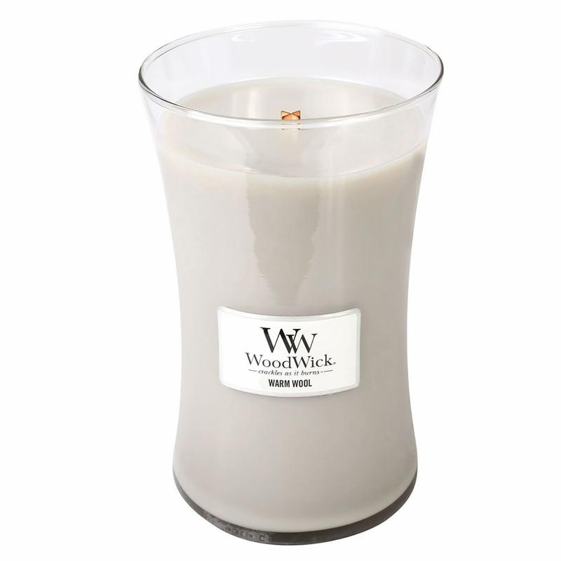 Свеча ароматизированная WoodWick 93052 свеча ароматизированная woodwick черное дерево 78358