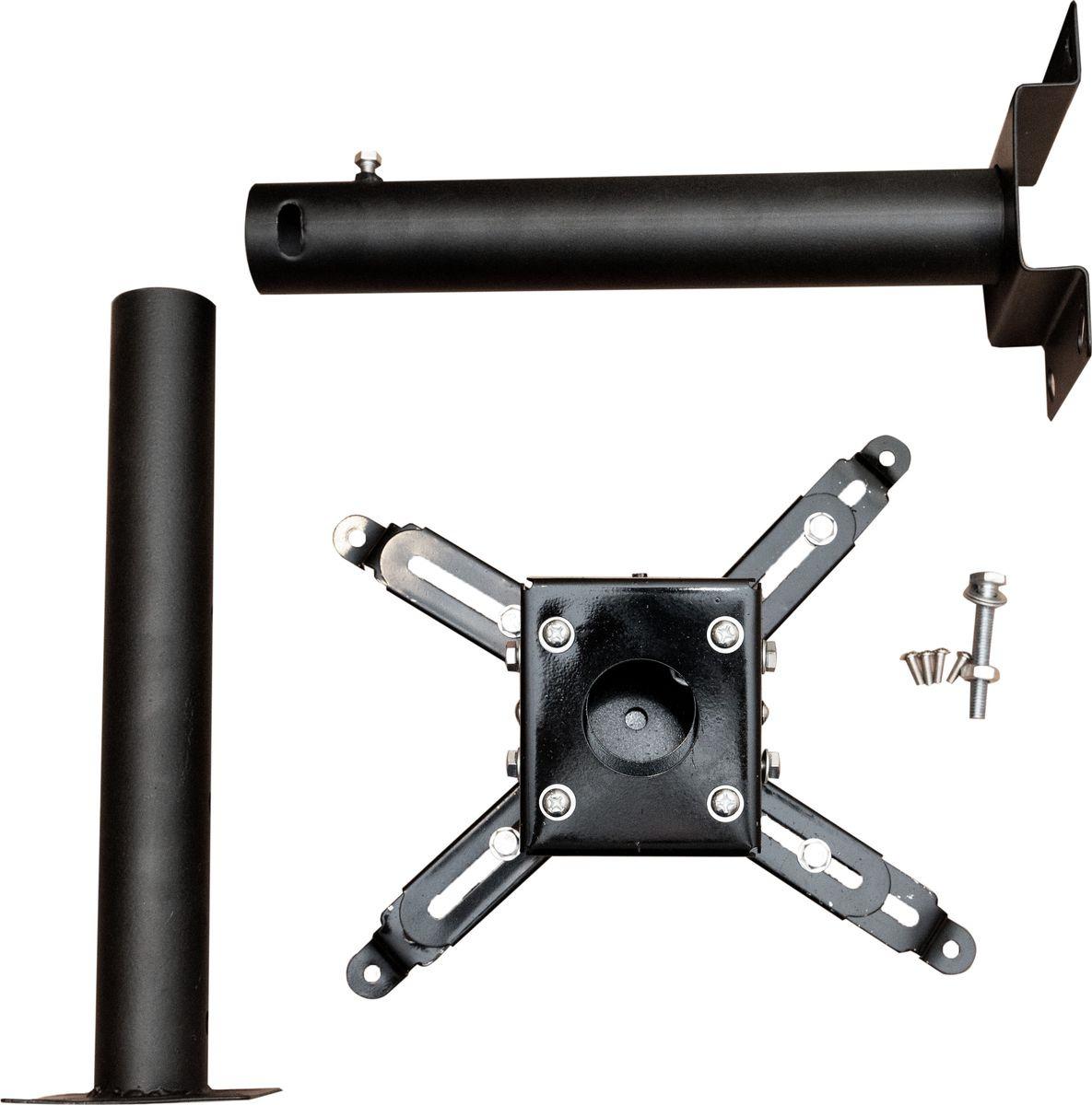 Крепление для проектора Cinema S'OK SLJ-PM-C-120B 120 см, черный
