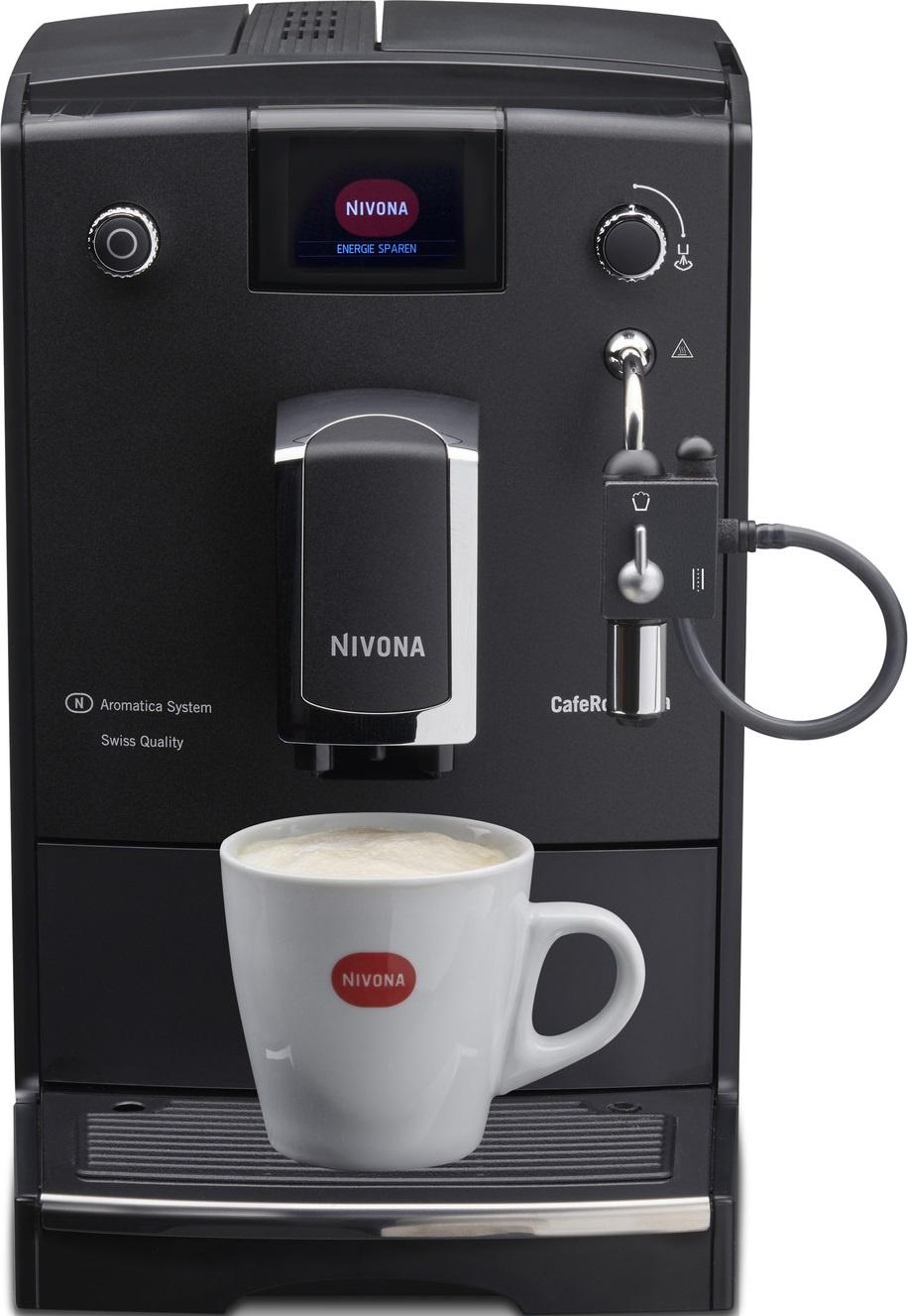 Кофемашина Nivona NICR 660, черный