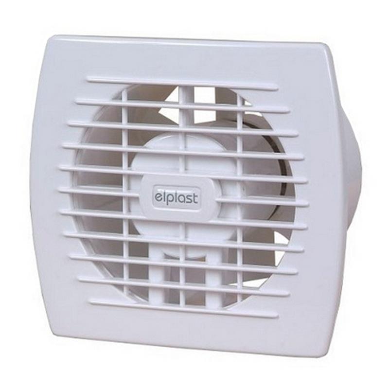 Вентилятор Europlast E120 HT, белый Europlast