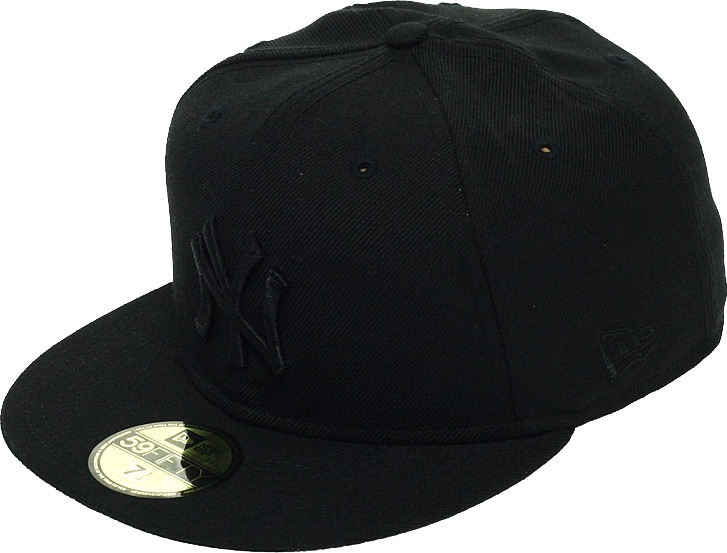 Бейсболка New Era бейсболка new era black on black ny black 7 1 2