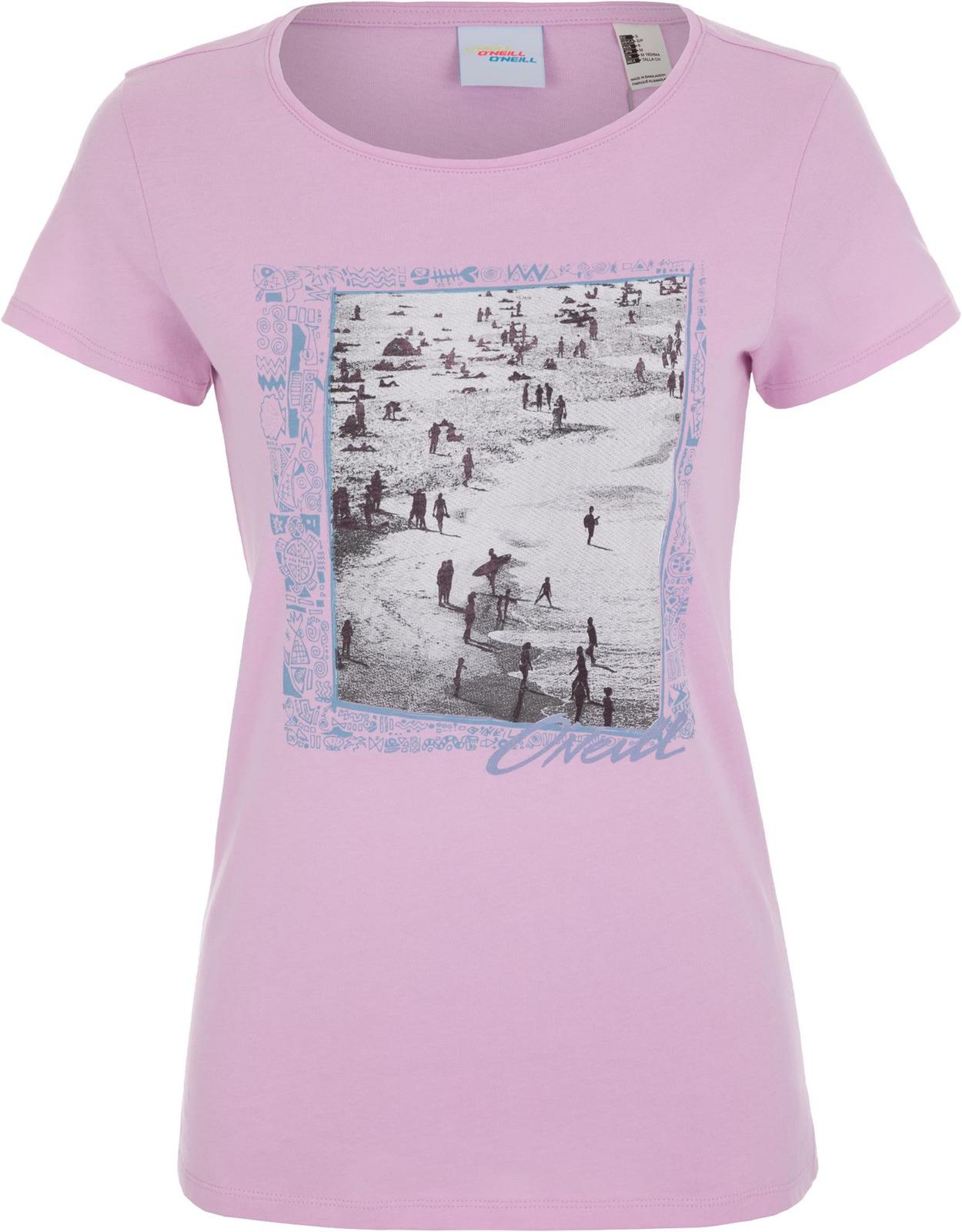 Футболка O'Neill женская футболка brand new t o emoji big hero shirt