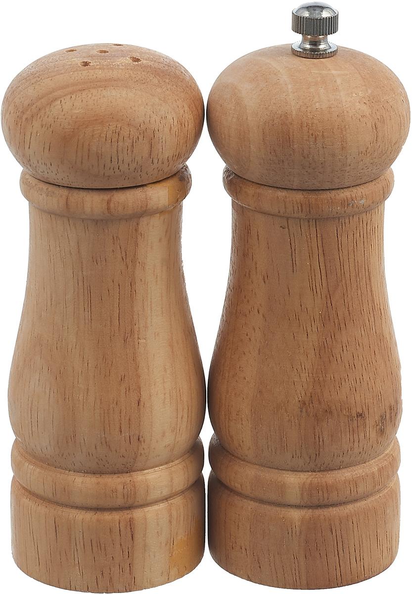Набор для специй Mayer & Boch, 28316, коричневый, 2 предмета