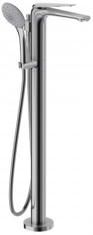 Смеситель Jacob Delafon AVID E97367-CP, серебристый смеситель jacob delafon avid для душа e97368 cp