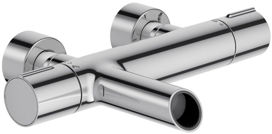 Смеситель Jacob Delafon TOOBI E8992-CP, серебристый смеситель для ванны jacob delafon toobi e98719 cp