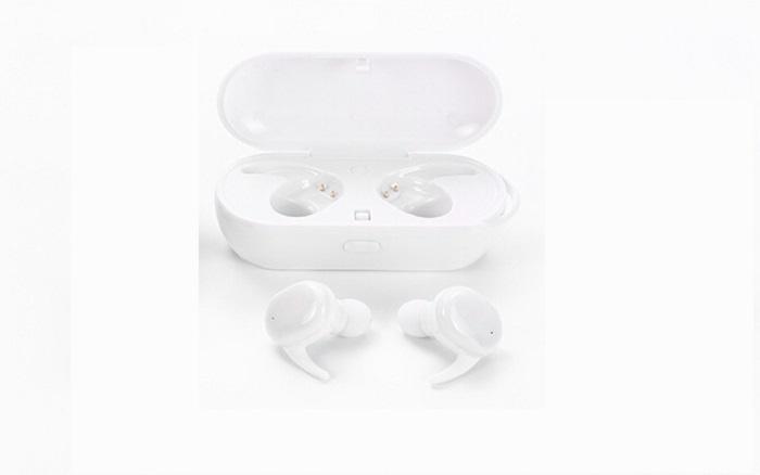Беспроводные наушники Aceshley Luxe V 5.0, белый