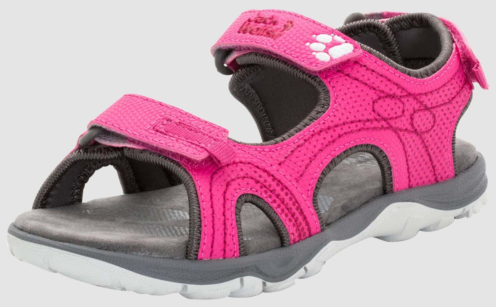Сандалии Jack Wolfskin сандалии для девочки jack wolfskin acora цвет розовый 4022511 2081 размер 30