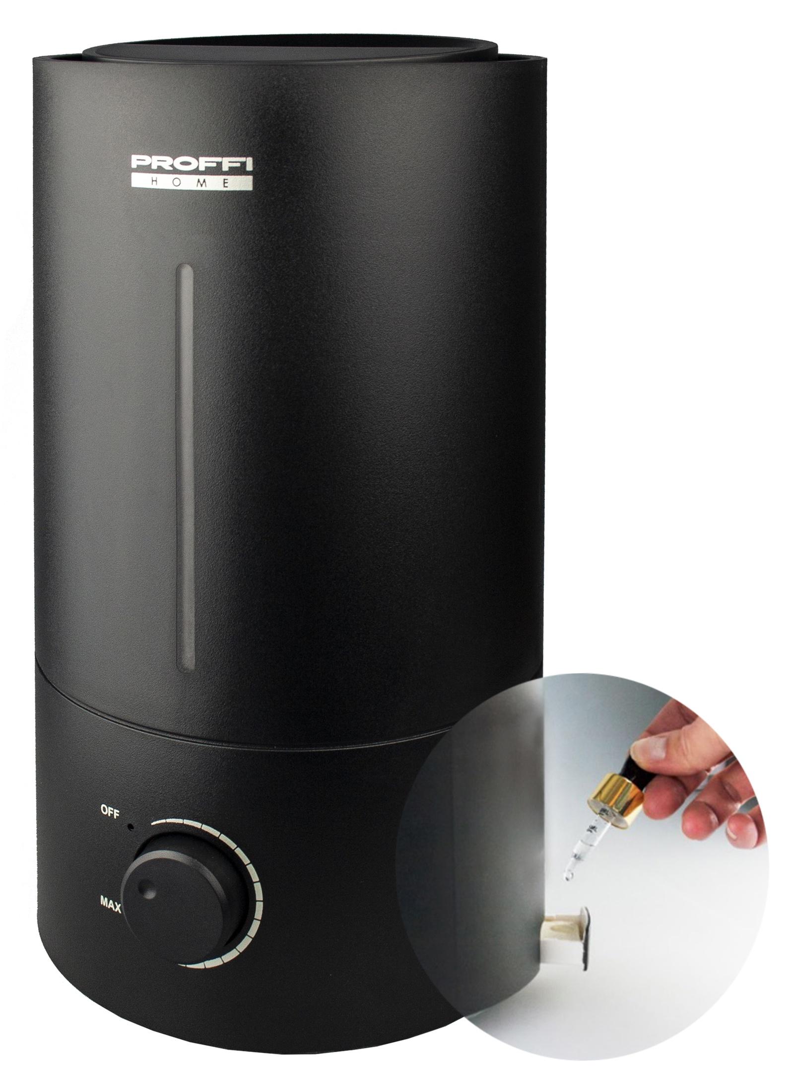 Увлажнитель воздуха PROFFI ультразвуковой, с функцией ароматерапии, с подсветкой увлажнитель воздуха для детской
