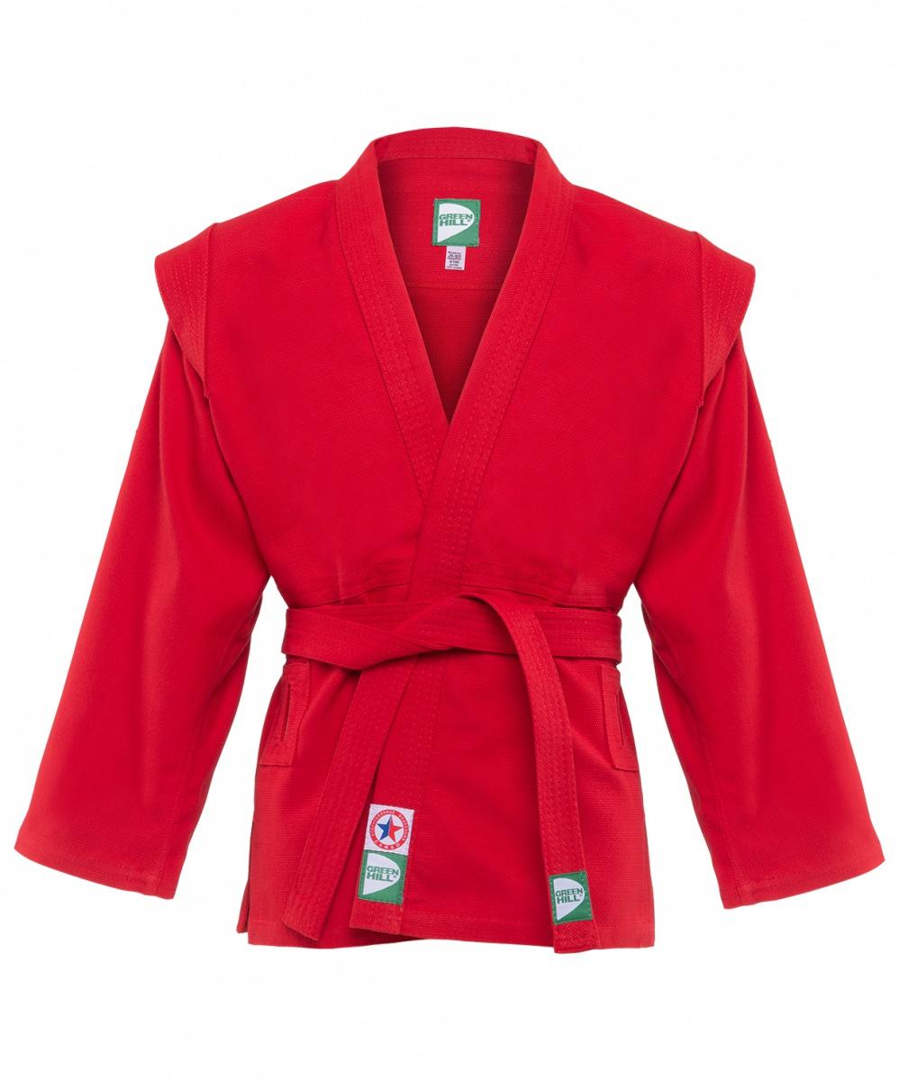 Куртка для самбо Green Hill куртка для самбо green hill