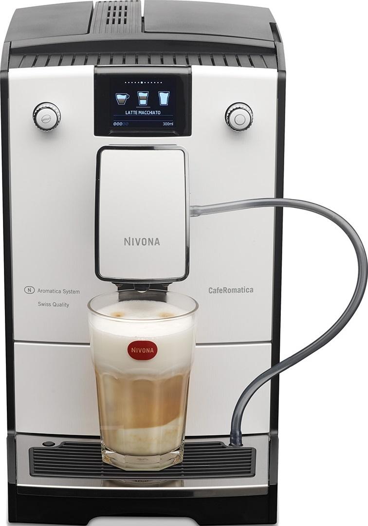Кофемашина Nivona NICR 779, белый