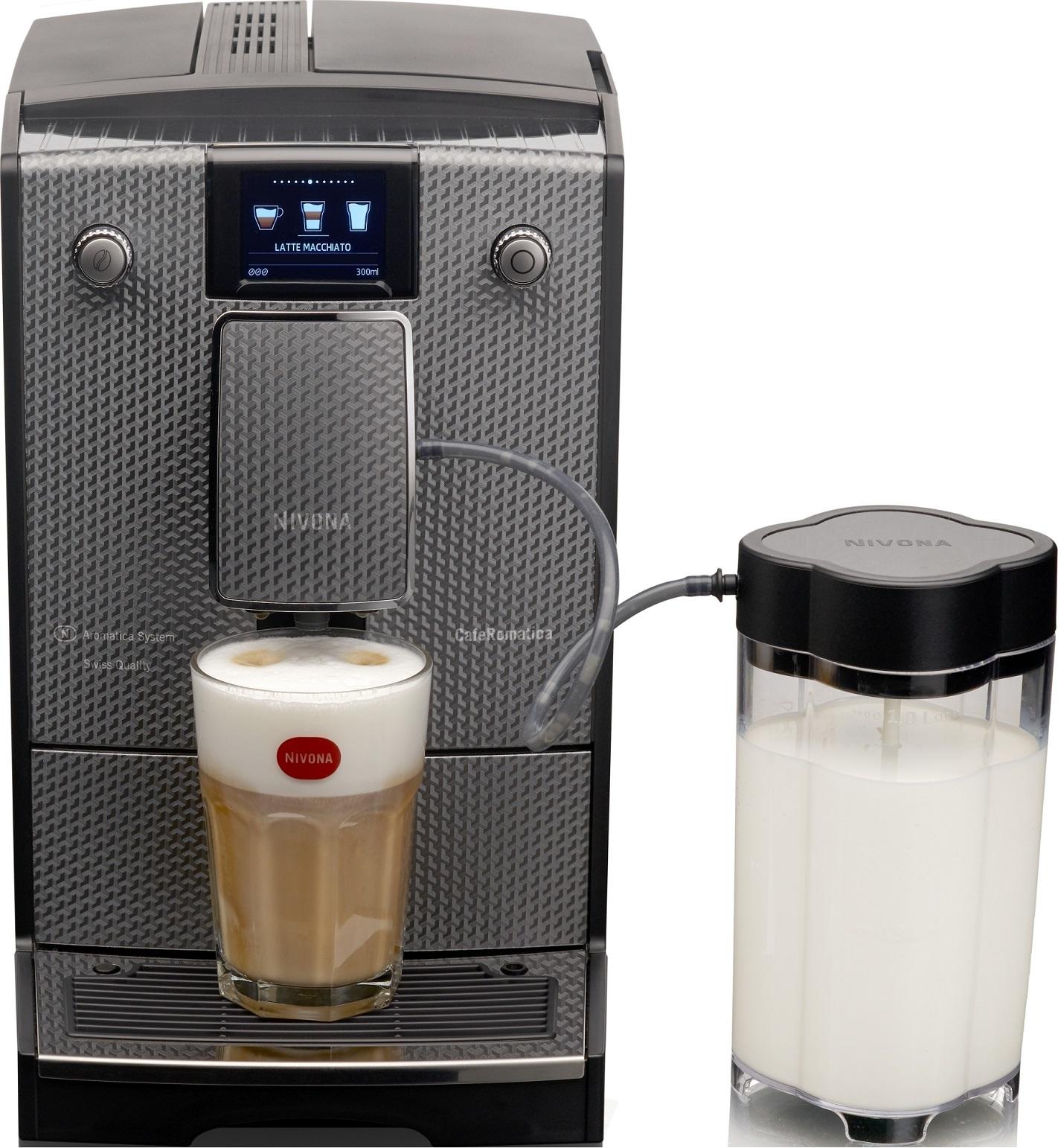 Кофемашина Nivona NICR 789, серый