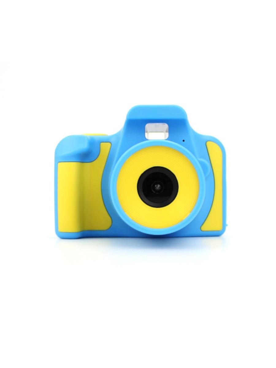 Защищенный фотоаппарат L.A.G. mp1704, желтый, голубой