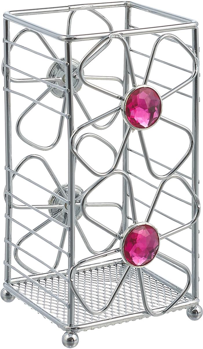 Кухонная подставка Mayer & Boch, 28303, серебристый, розовый