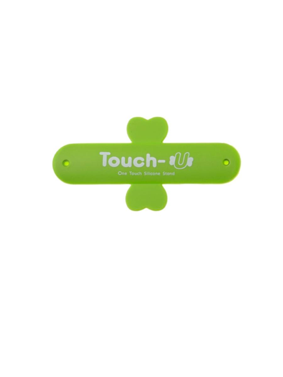 Автомобильный держатель Touch U 4605182038252, зеленый
