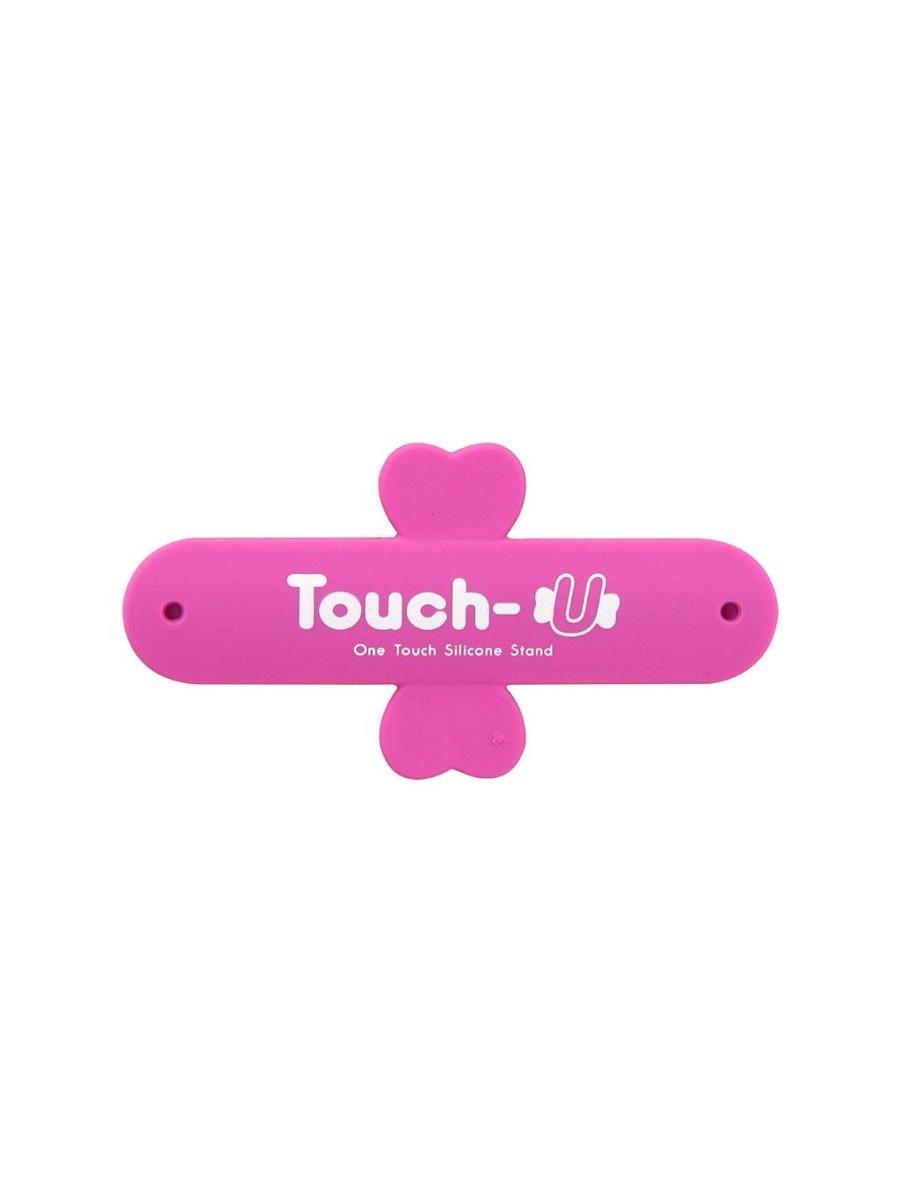 Автомобильный держатель Touch U 4605182038276, розовый