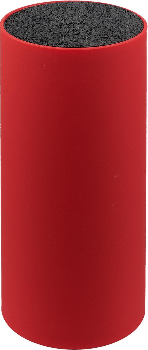 Подставка для ножей Mayer & Boch, 27618, красный, черный