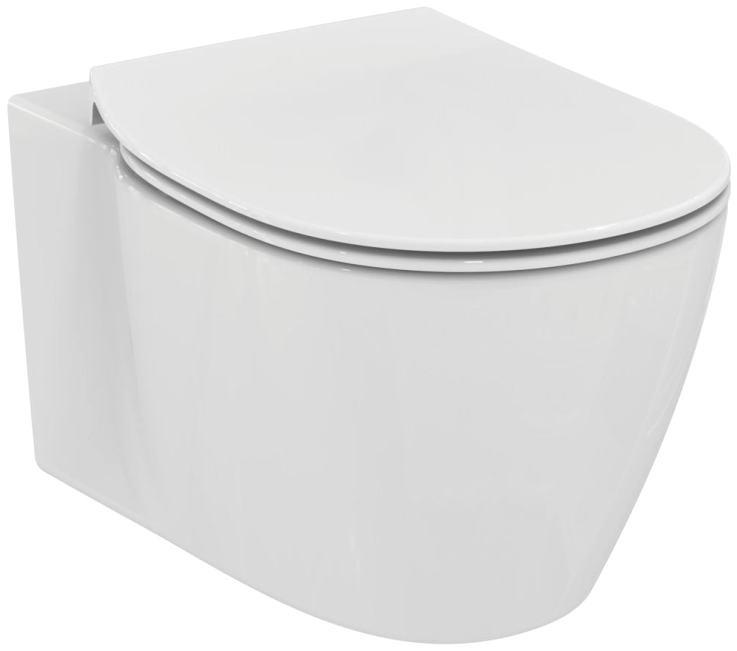 Унитаз Ideal Standard подвесной, E047901, белый ideal ideal id005awevf38