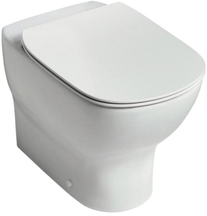 Унитаз Ideal Standard Унитаз, белый унитаз с бачком ideal standard tesi aquablade пристенный с сиденьем микролифт