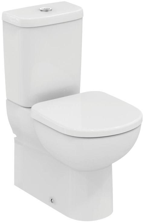 Унитаз Ideal Standard Унитаз, белый сиденья для унитаза папитто накладка детская на унитаз универсал