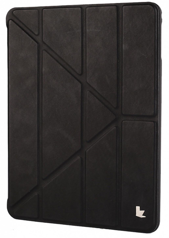 Чехол для планшета Jison Mircofiber Leather Case (JS-IPD) для iPad Pro 12.9, черный