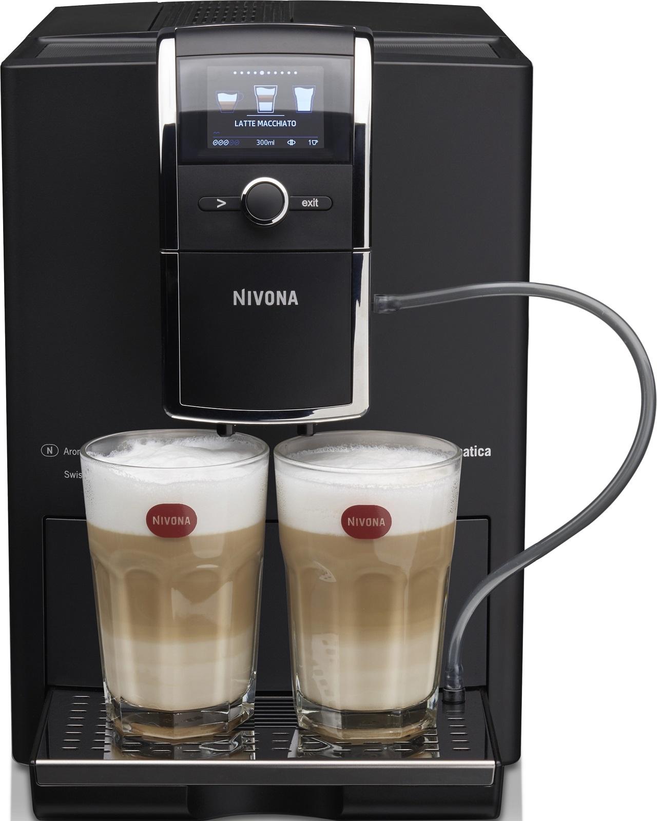Кофемашина Nivona NICR 841, черный