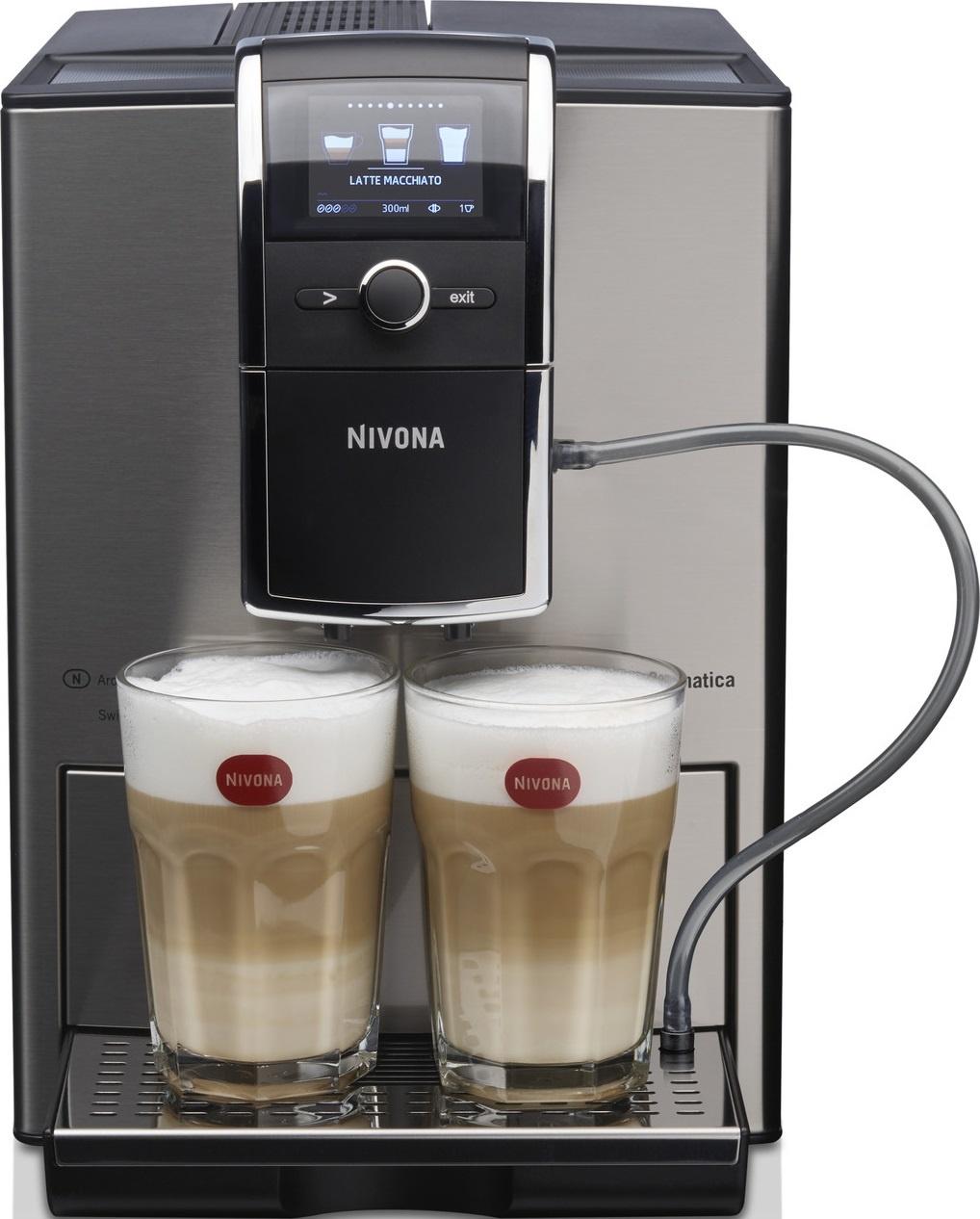 Кофемашина Nivona NICR 859, серый