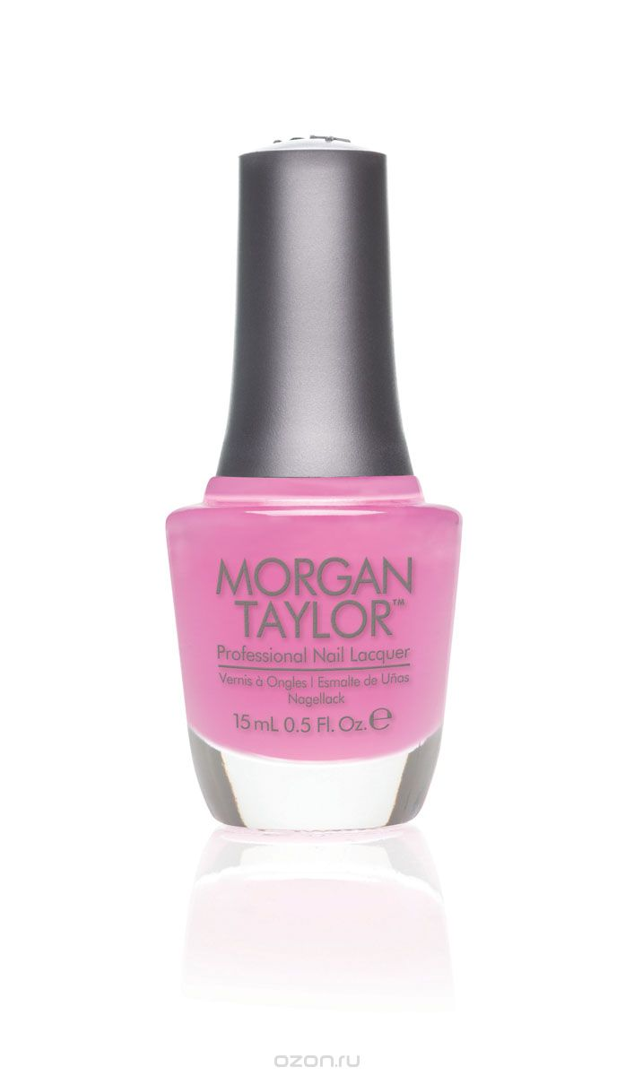 Лак для ногтей Morgan Taylor MorganTaylor